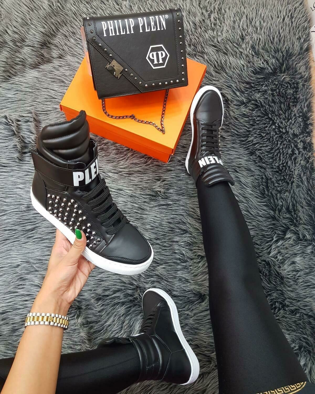 Philip Sneakers Black Set