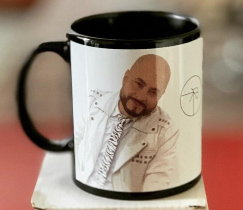 Tazón/Mug/Tasse Andy BonTemps