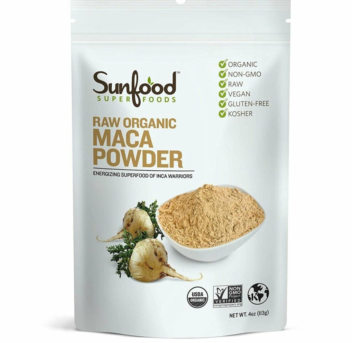 Maca powder organic -Maca orgánico
