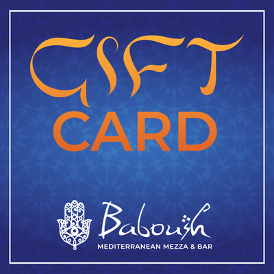 Buy $50 gift cards and get a $20 Bonus Card