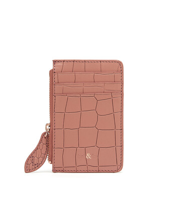 Bell & Fox LIA Credit Card Purse - Terracotta
