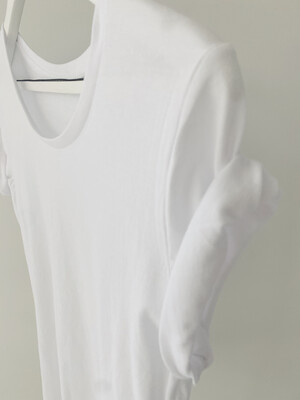 Organic Scoop Neck T Shirt