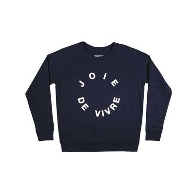 Love Sweat & Tees Joie De Vivre Sweatshirt