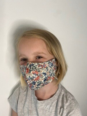 Kids Liberty Print Mask