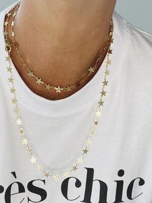Laviandbelle - Star Connector Necklace