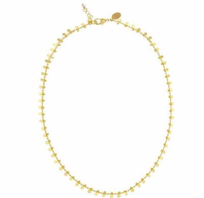 Laviandbelle - Golden Sun drops Necklace