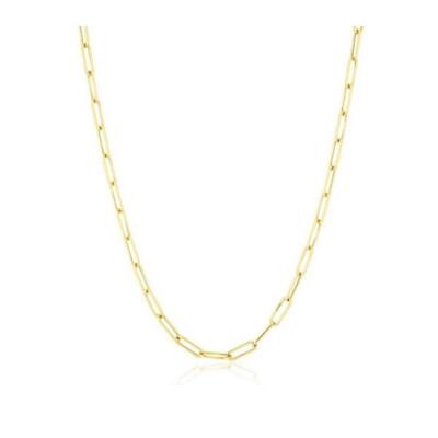 Laviandbelle - Paper Clip Necklace