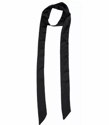 Skinny Neck Scarves - Black