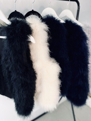 Feather Gilets