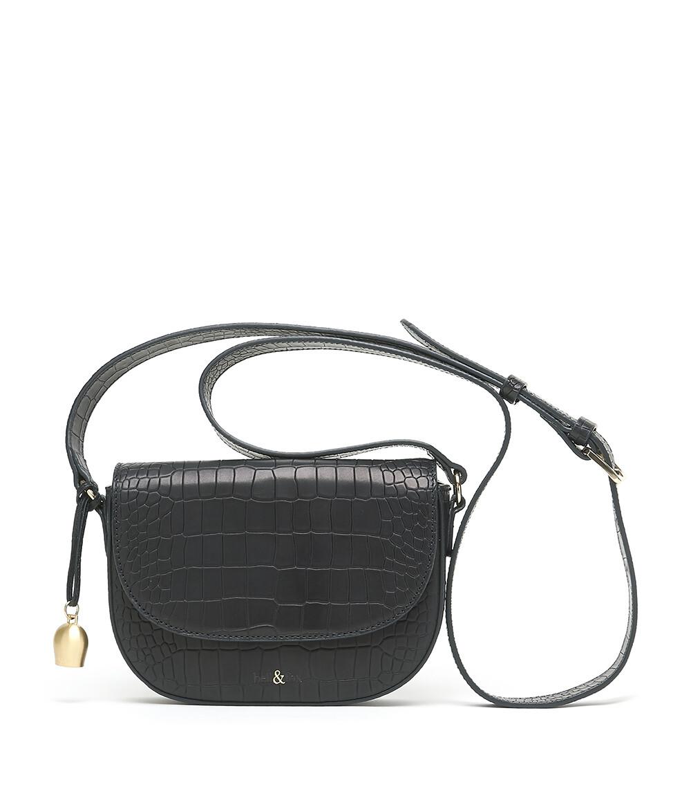 Bell & Fox CALLIE Mini Saddle Bag - Black