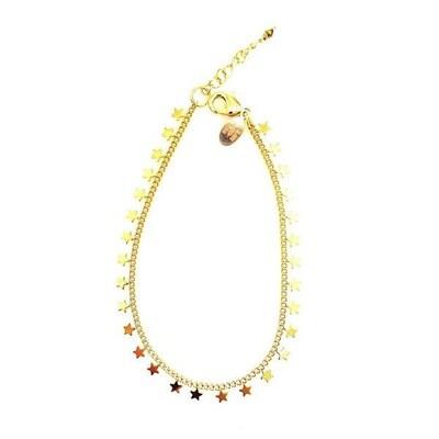 Fringe Star Bracelet