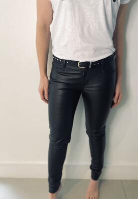 LAB Leather Jean