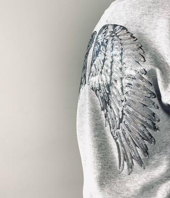 Adult Angel Wings Sweatshirt