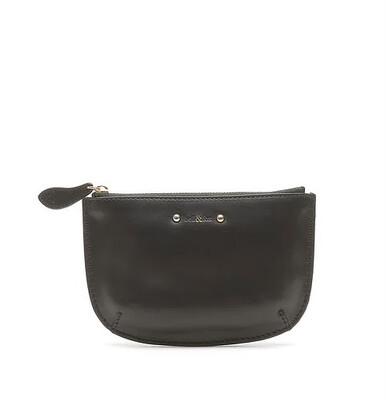 Bell & Fox FAYE leather Purse - Black Stud Nappa