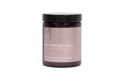 Isla Apothecary Skin Purifying Mud - 15g