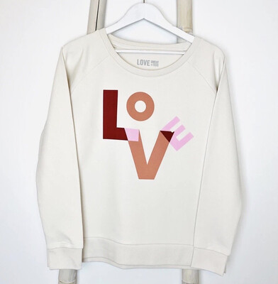 Love Sweat & Tee's - Love Sweatshirt NEW IN