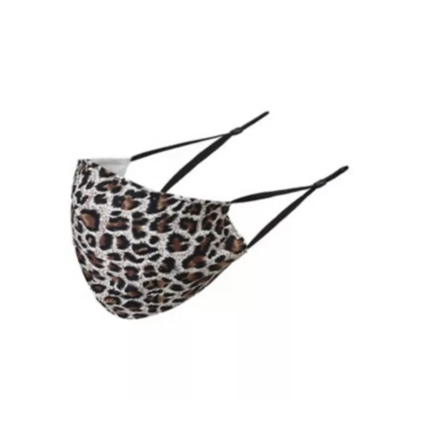 Adults Non Medical Face Covering - Leopard