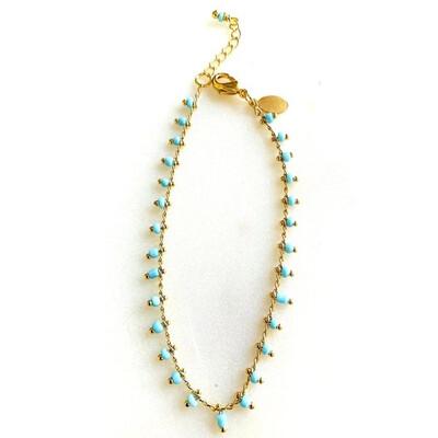 Laviandbelle - Andes Bracelet - Turquoise