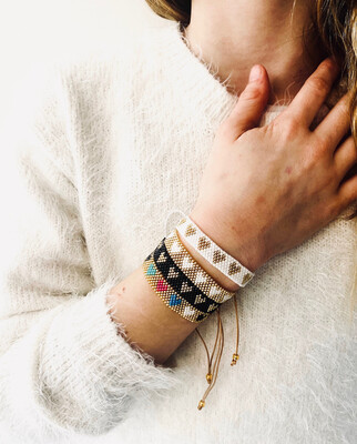 Laviandbelle - Kids - Mini Heart Bracelet