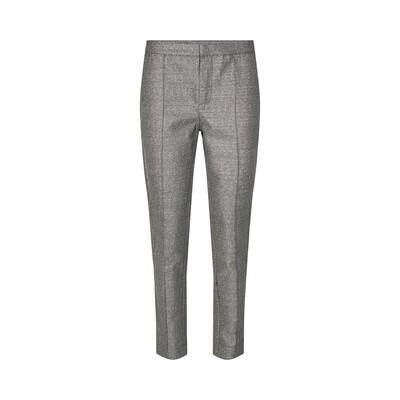 Silver Metallic Trousers