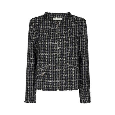 Tweed Zip Trophy Jacket