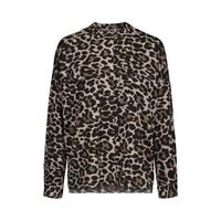 Leopard Print Blouse - Coming Soon