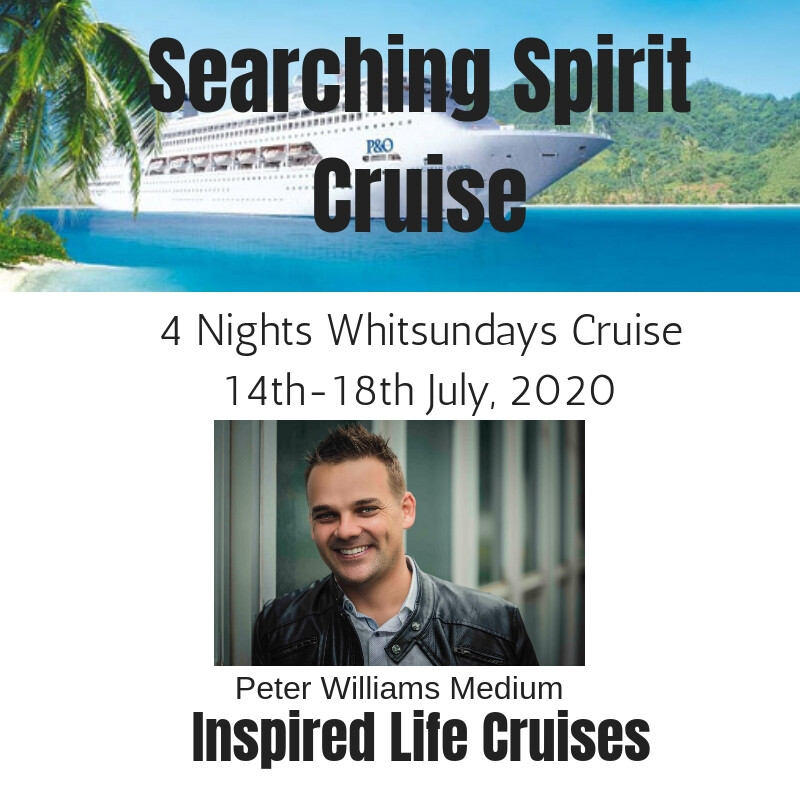 'SEARCHING SPIRIT' Cruise