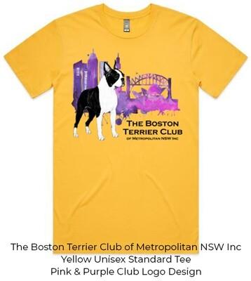 Unisex Standard T-Shirt - Club Logo Designs