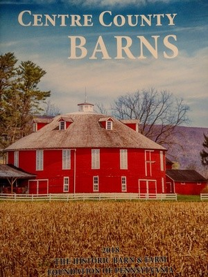 Centre County Barns