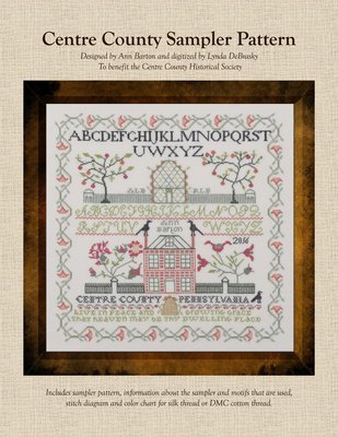 Centre County Sampler Pattern