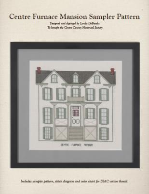 Centre Furnace Mansion Sampler Pattern - 12 inch
