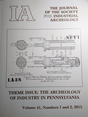 The Archaeology of Industry in Pennsylvania