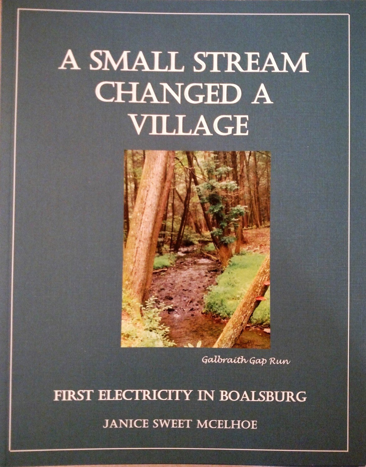 A Small Stream Changed A Village