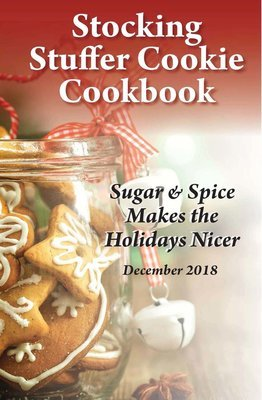 Stocking Stuffer Cookie Cookbook