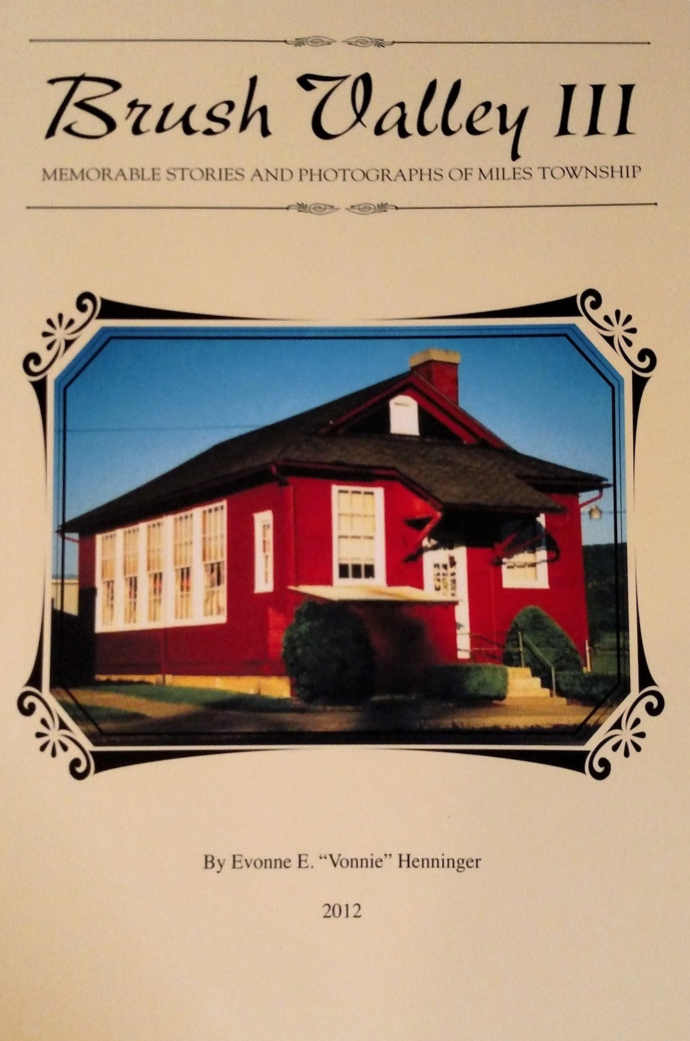 Brush Valley III: Memorable Stories & Photographs of Miles Township