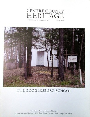 Centre County Heritage 2005 - Boogersburg