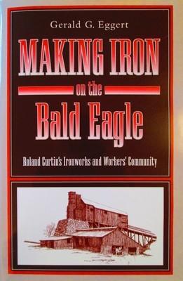 Making Iron on the Bald Eagle