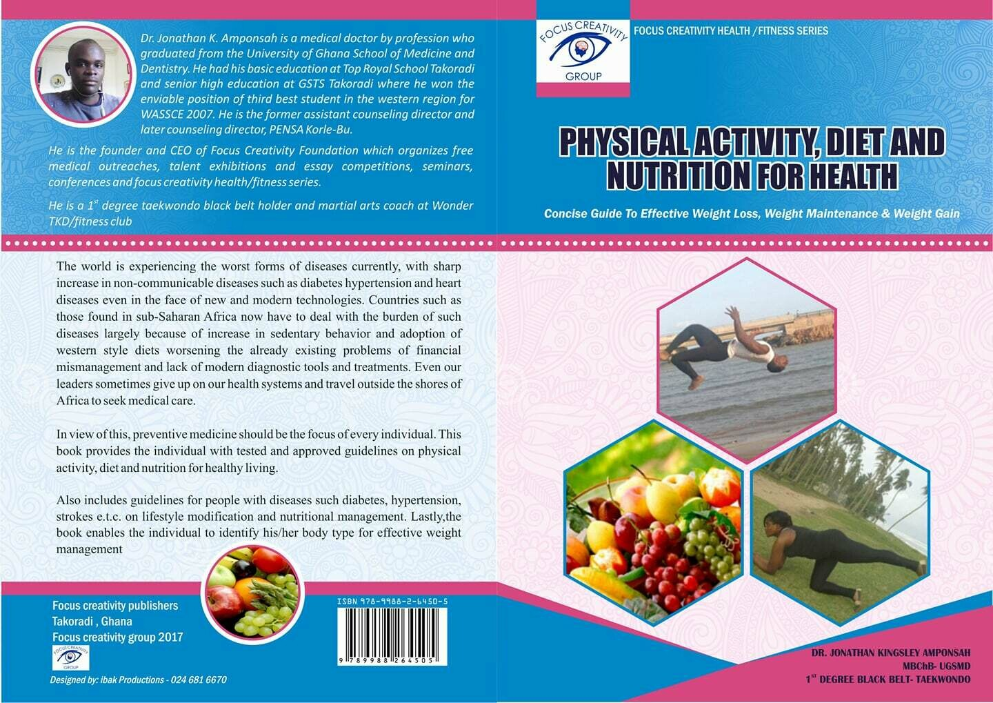 Physical Activity, Diet and Nutrition For Health