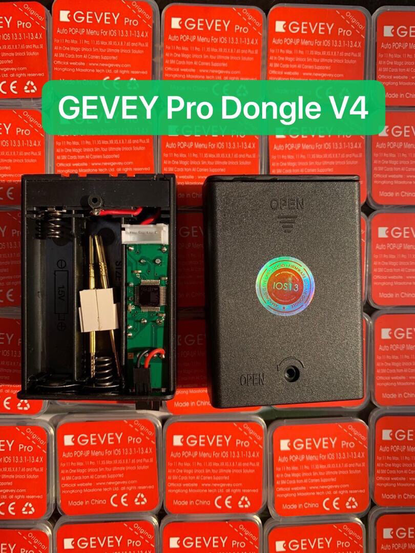 Gevey Pro Dongle 4th Generation