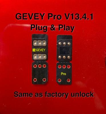 Latest Gevey Pro Plug & Play Sim