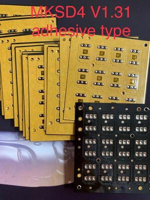 200pcs Gevey Sim Mksd Free DHL Shipping