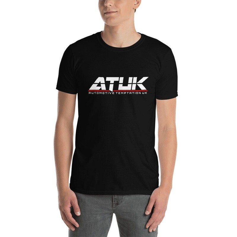 ATUK Originals T-shirt Black
