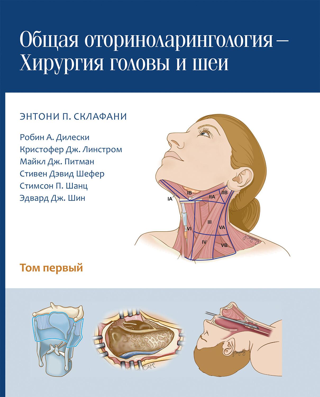 Общая оториноларингология—Хирургия головы и шеи