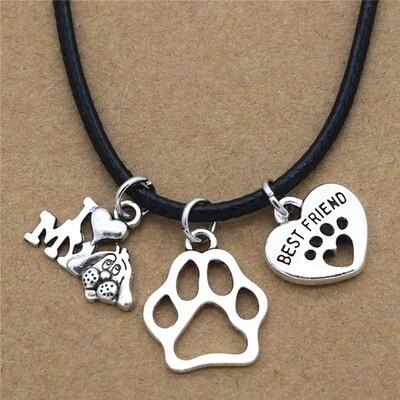 ❤️ 🐾 DOG LOVER'S PENDANT 🐾 ❤️