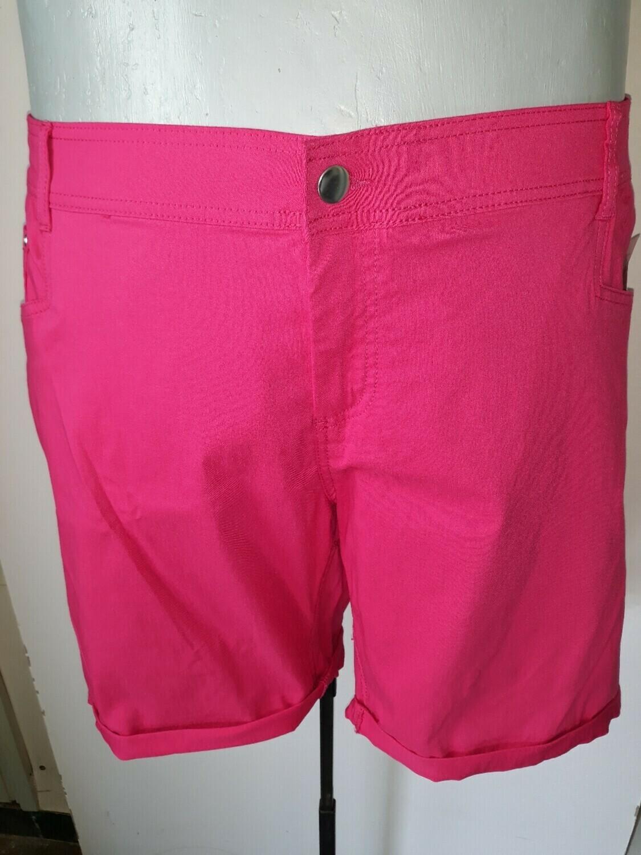 4xl-es 54-es sztreccses térd nadrág pink