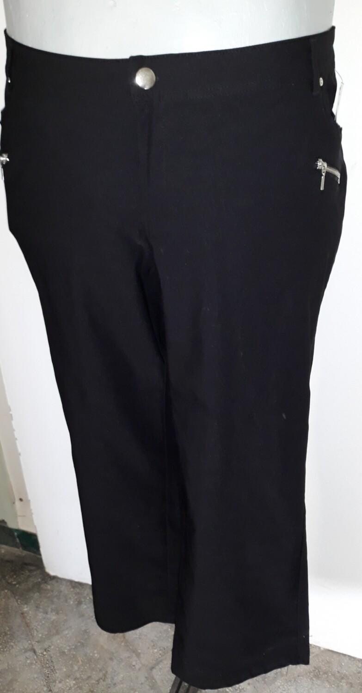 6xl-es 58-as cipzáras sztreccses hosszú nadrág