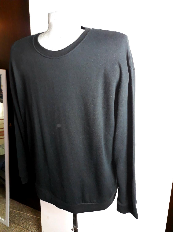 4xl-es 64/66-os nagyméretű férfi pulóver
