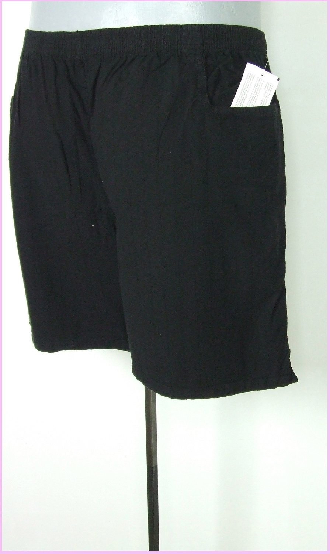 4xl 52/54 nagyméretű zsebes rövidnadrág
