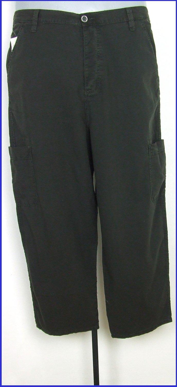 4XL-es 64/66-os nagyméretű férfi pamutvászon nadrág