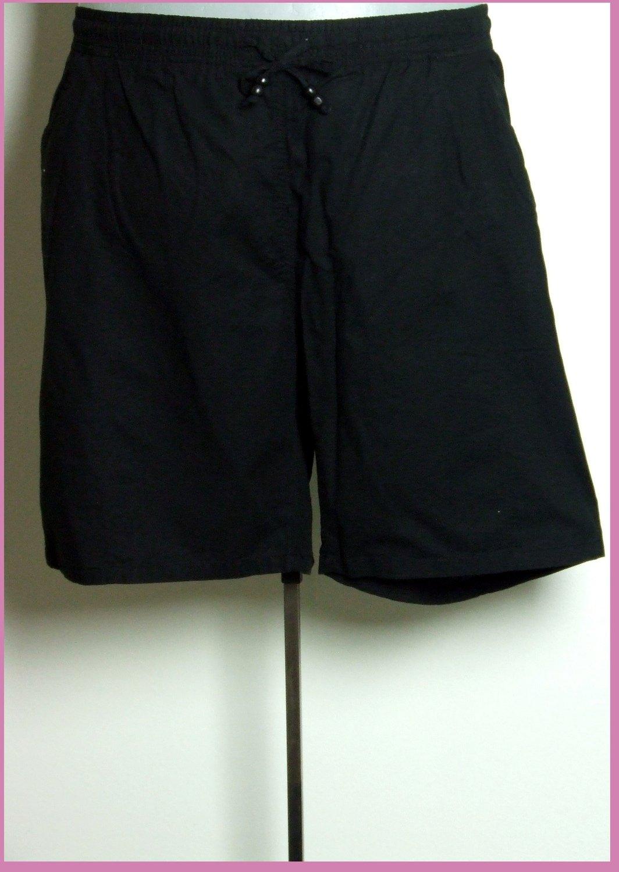 56-os 5XL-es csinos pamutvászon rövidnadrág
